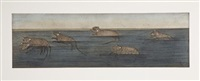 carrier by kiki smith