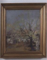 spring landscape by a.d. mcdonough