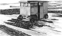 the bread wagon by ken danby