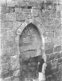 architectures des croisades by henri sauvaire