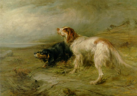 the setters gordon and laverock by robert l alexander