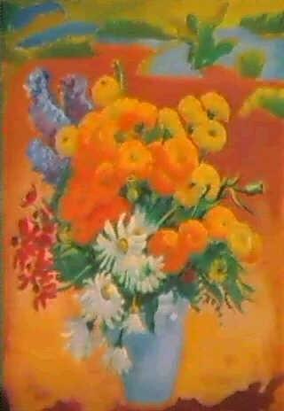 Herbstblumen By Max Pechstein On Artnet
