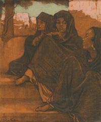 trois femmes by pierre joseph bepi-martin