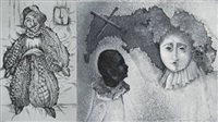 puppe (+ puppe und marionette; 2 works) by boris rabinovich
