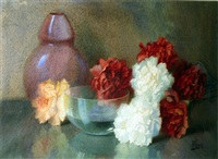 still life with roses by andré wargoutz