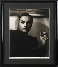 charles boyer by george hurrell