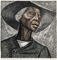 sharecropper by elizabeth catlett