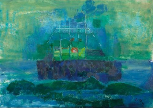 barco by maría antonia dans