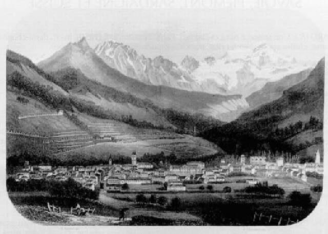 la vallée daoste by etienne aubert