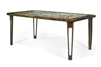 bathers table by philip and kelvin laverne