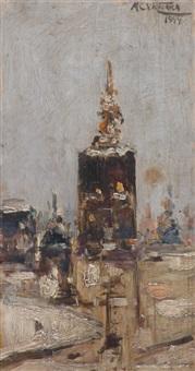 monumento by miguel carlos victorica