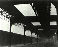the elevated, new york by dr. leonard b. loeb