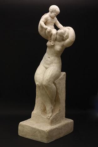 venus and cupid by cornel medrea