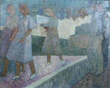 fiskarbefolkning by gunnar torhamn