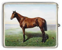 cigarette case by bachruch