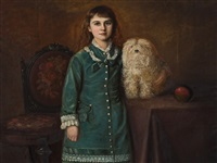 edith loibl at the age of seven by british school (19)