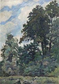 drzewa by mieczyslaw filipkiewicz