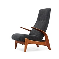 rock n rest lounge chair by adolf relling and rolf rastad