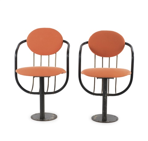 Awesome Pair Of Folding Chairs For A Theatre By Poul Henningsen On Caraccident5 Cool Chair Designs And Ideas Caraccident5Info