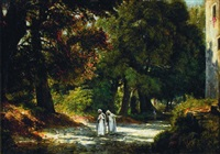 albano by george loring brown