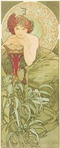 artwork by alphonse mucha