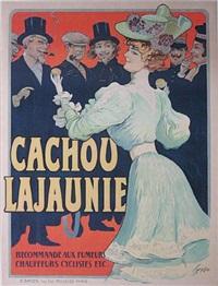 cachou lajaunie by francisco tamagno