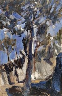 l'arbre bleu by jean arene