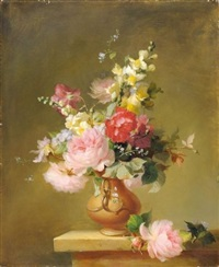 bouquet de roses by françois rivoire
