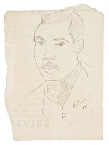 self-portrait by ralph ellison