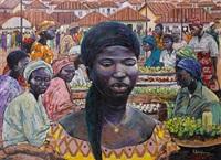 market by kunle adegborioye