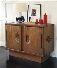 cabinet by alexandre noll