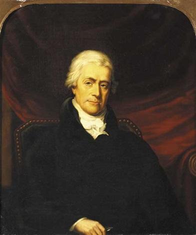 portrait of sir samuel romilly by martin cregan