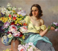 frühlingsblüten by marcel krasicky