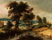 l'eté et l'automne (collab. w/studio) (pair) by abel grimmer