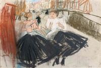 amsterdams housemaids by george hendrik breitner