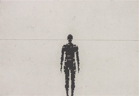 sublimate by antony gormley