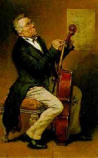 stinging the cello by edmond louis marie wagrez