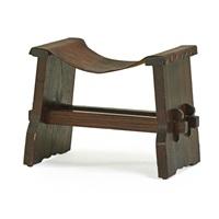 early stool (no. 309) by onondaga metal shops