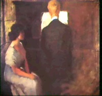 piano lesson by florence carlyle