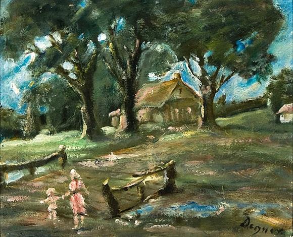 ländliche idylle by artur degner