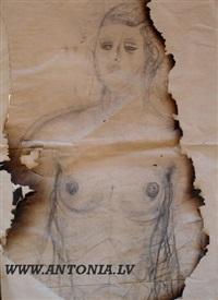 torso by georg senbergs