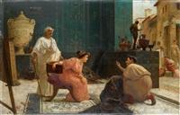 il venditore di tappeti by ettore forti