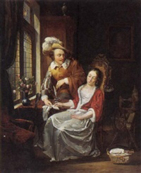 the letter by jan hendrik van de laar