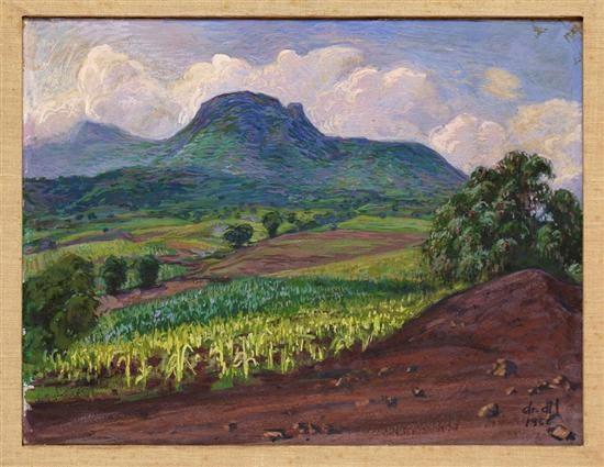paisaje by dr atl gerardo murillo