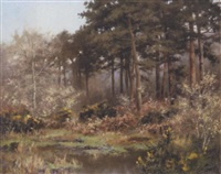 a corner of clapham common by walter boodle