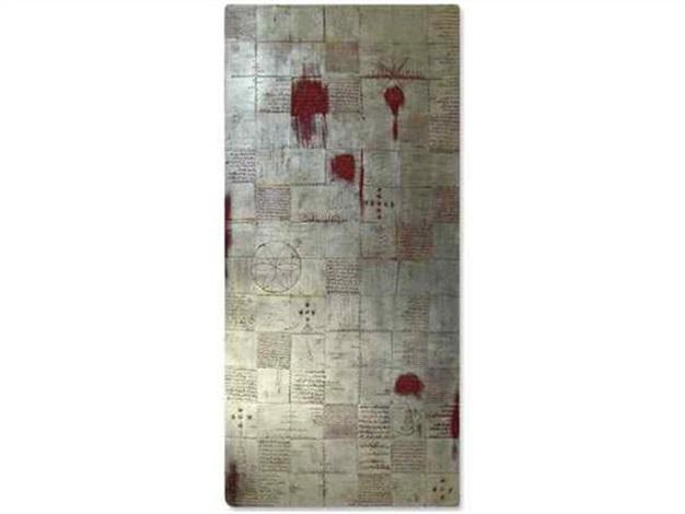 ecorce vive 2 série stèles by jean marc vachter