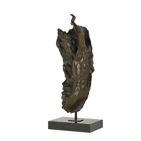 ex nihilo: figure #4 by frederick hart