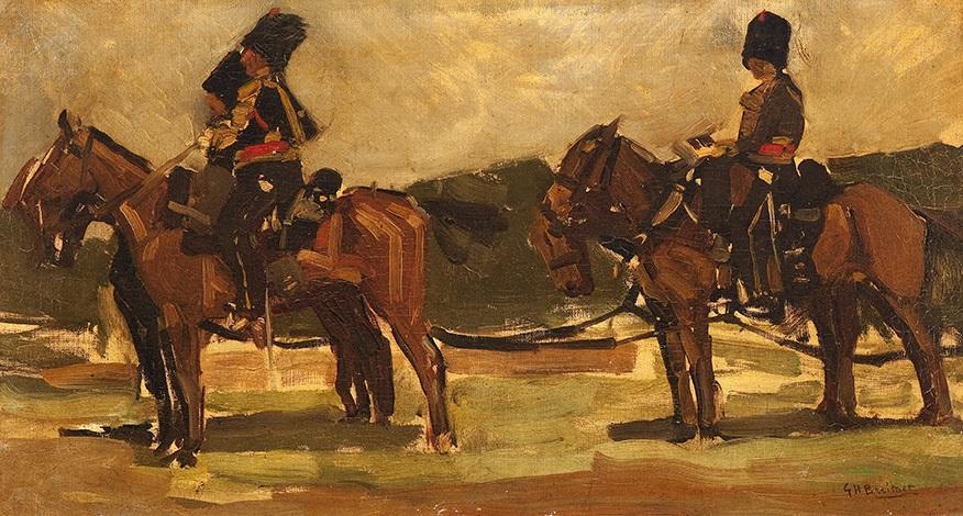 artillery by george hendrik breitner