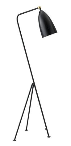 floor lamp (model number g-33) by greta magnusson grossman