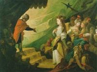 salomone e la regina di saba by andrea celesti